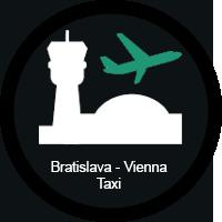 Taxi Bratislava Vienna